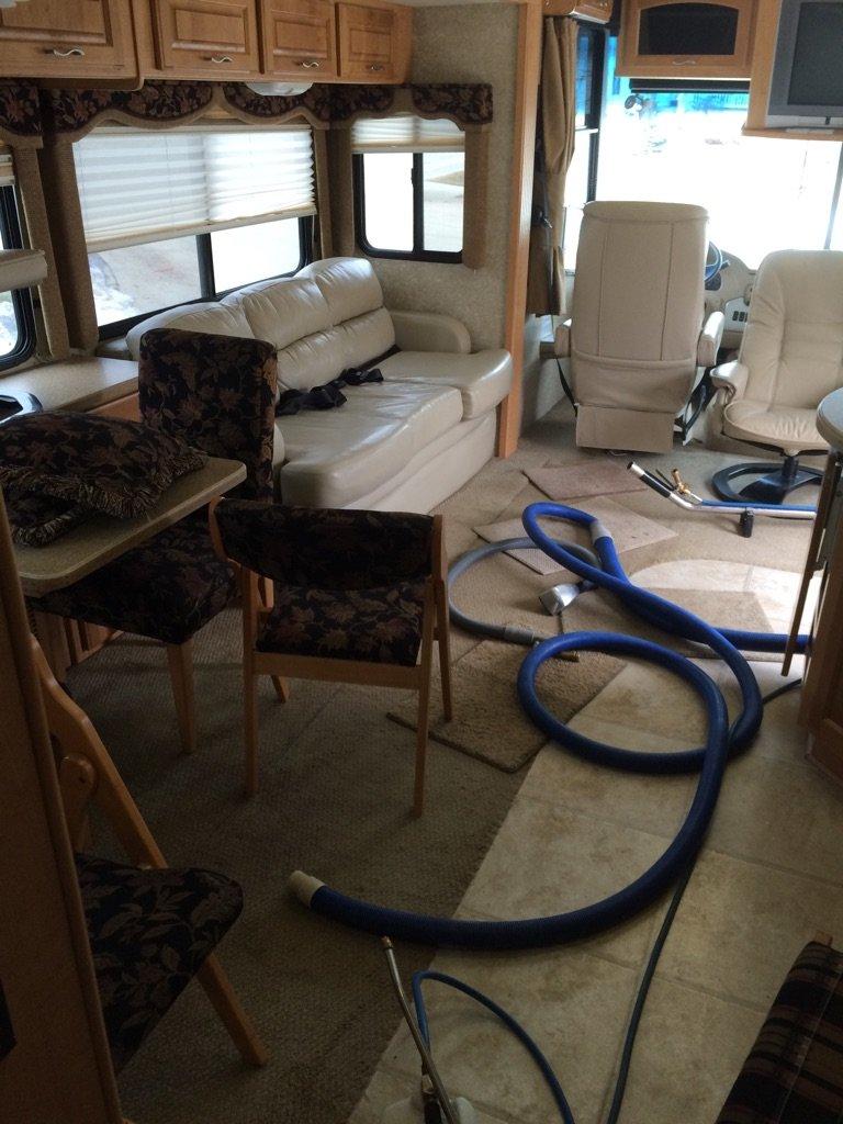 vehicle interior rv camper steam cleaning edmonton 587 710 2010. Black Bedroom Furniture Sets. Home Design Ideas