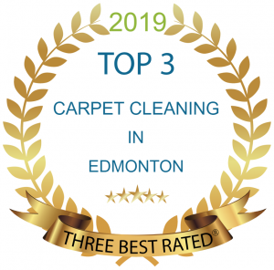 Best rated carpet cleaning in Edmonton